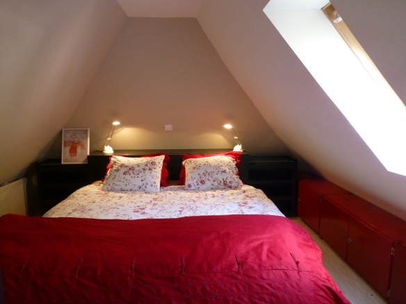 slaapkamer Lutje Hoeske, Tinallinge